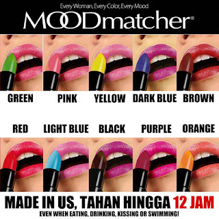 Fran Wilson MoodMatcher Lipstick