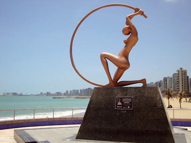 пляж Ирасема в Форталезе