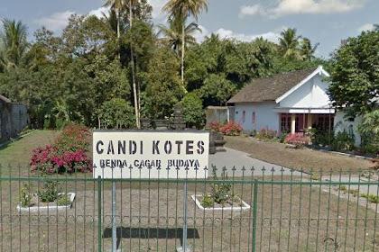 Candi Kotes, Hadiah dari Raden Wijaya