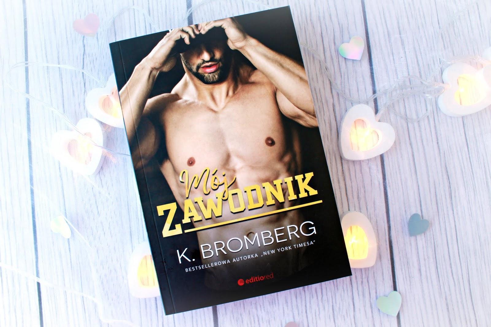 "K.Bromberg ""Mój zawodnik"" - recenzja"
