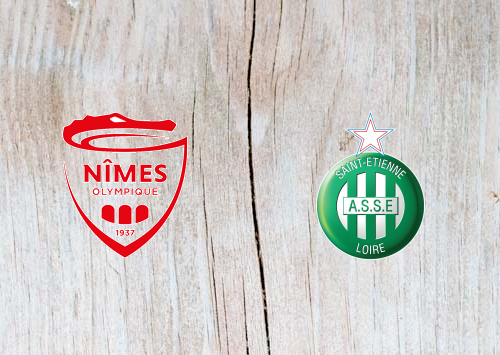 Nimes vs Saint-Etienne - Highlights 26 October 2018