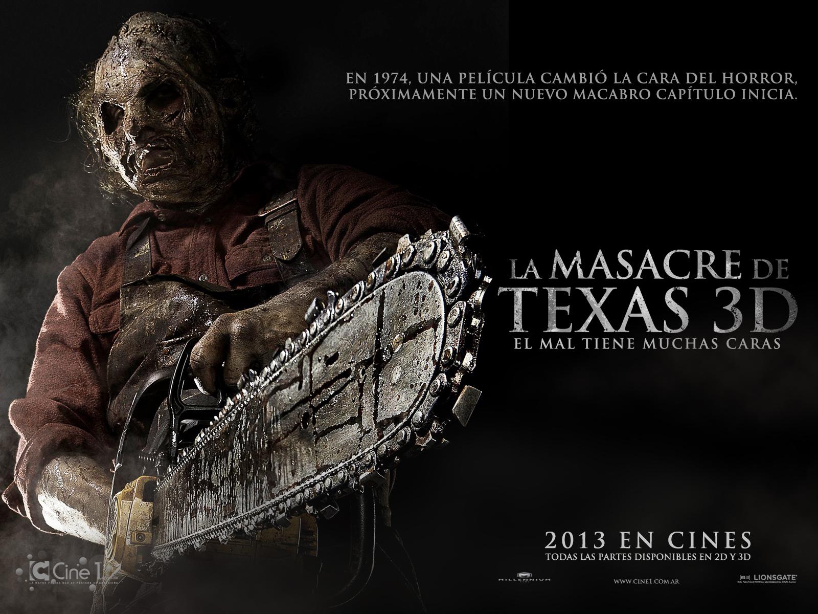 Video Masacre Nueva Zelanda Hd: Nuevo Spot Tv De La Matanza De Texas 3D ('Texas Chainsaw