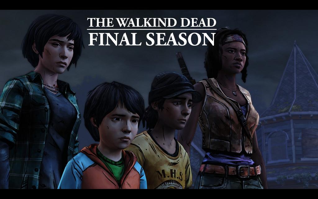 The Walking Dead: The Final Season - Games News