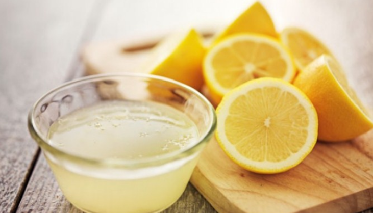 Pagi Minum Lemon
