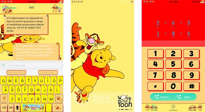 Oppo Theme: Oppo Winnie the Pooh Theme