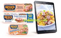 Logo #OggicucinoRio : vinci 14 Tablet Samsung Galaxy