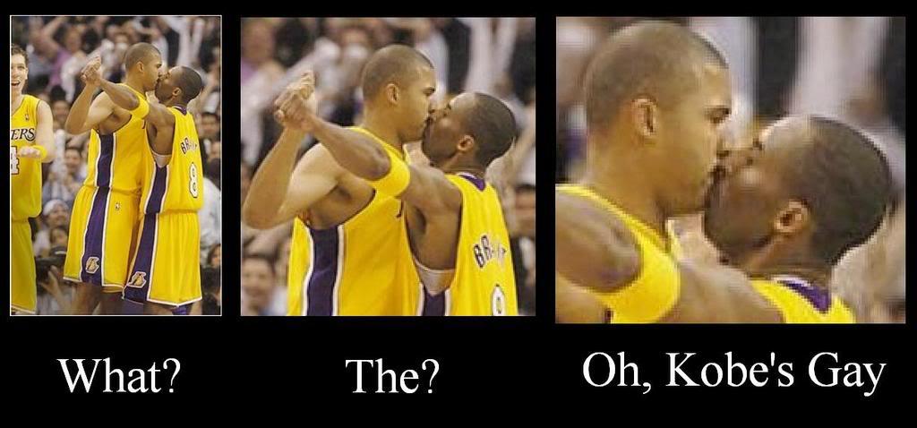 Kobe Bryant Is Gay 51