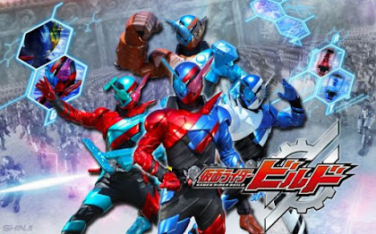 Kamen Rider Build Episódio 4 -