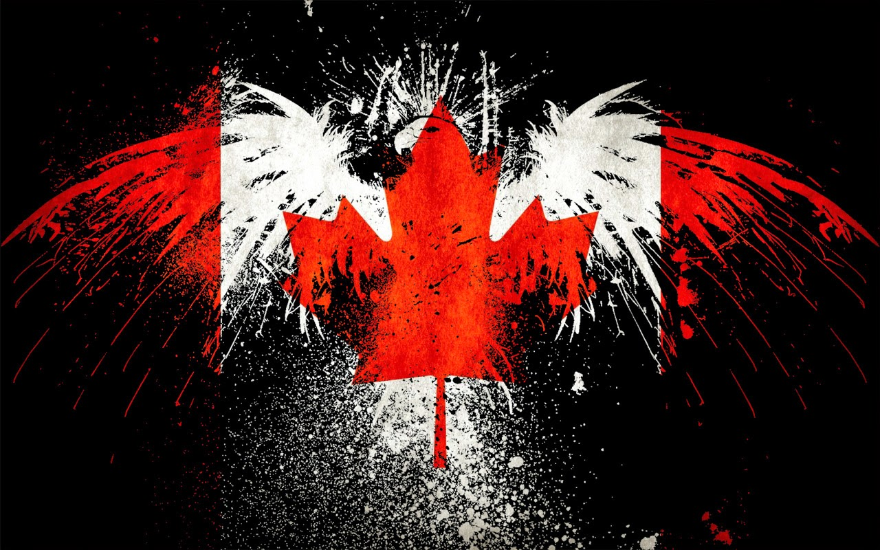 Canadian Flag Wallpapers National Flag Of Canada Hd