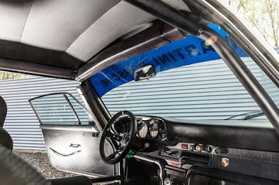 1976 Porsche 934 5 Racing Car Dashboard Interior