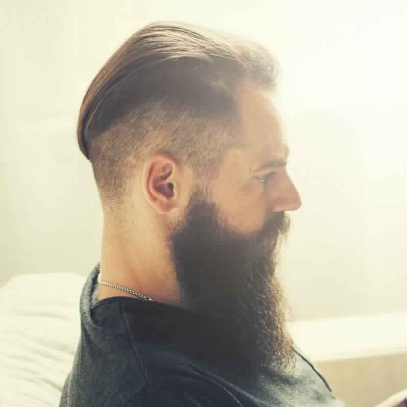 5 Cool Mens Hairstyles With Beards