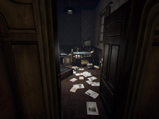 Horror game review