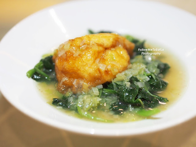 Scallop in Golden Egg White Souffle