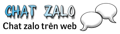 Chat Zalo - Web chat video trực tiếp