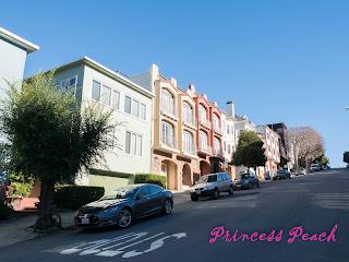 舊金山街容