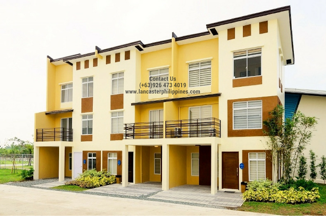 Mabelle - Lancaster New City Cavite | House and Lot for Sale Imus-General Trias Cavite