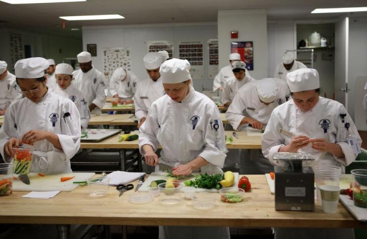Culinary Skills California Culinary Academy Training Programs