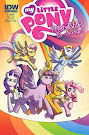 MLP Friendship is Magic #20 Comic Cover B Variant