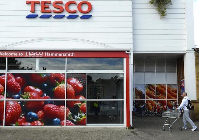 Supermercados Tesco em Londres