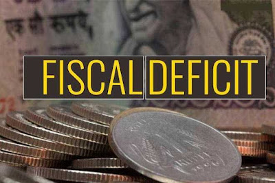 Fiscal Deficit Widened