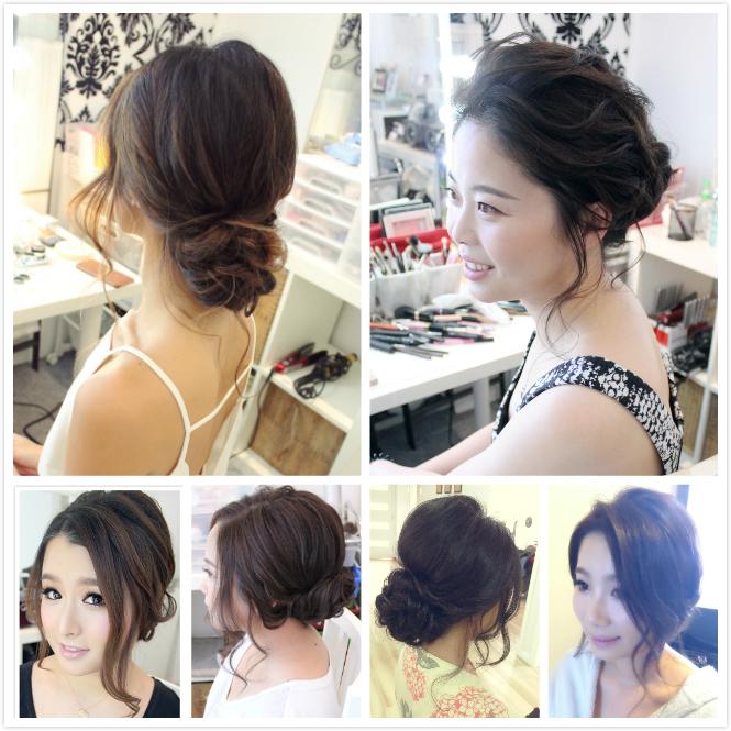 sophie lau bridal makeup and hair master workshop