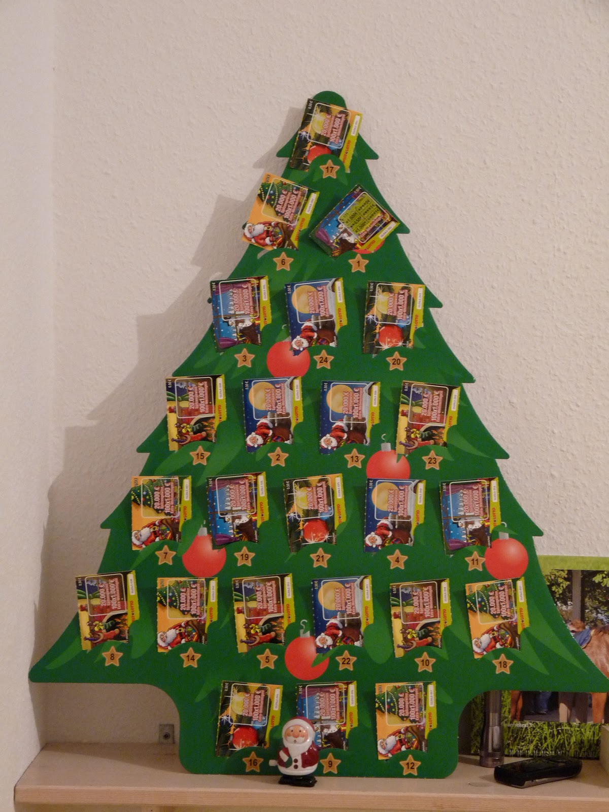 Rubbellos Adventskalender Kaufen