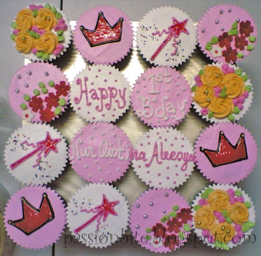 Passionbite: Qistina's Birthday