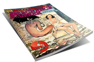 Perchance to Dream: The Indian Adventures by Milo Manara