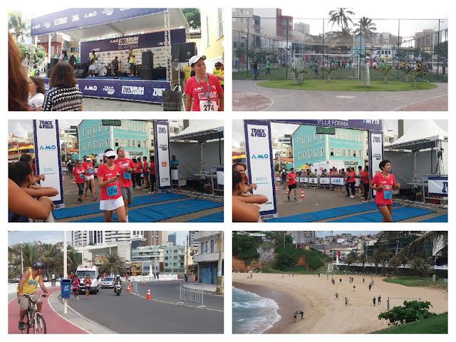 Esporte também é atração no Rio Vermelho