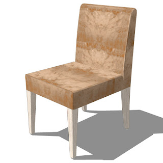 Sketchup - Chair-039