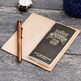 Diary And Journal Suggestions for 2018 - Pocket Notebooks