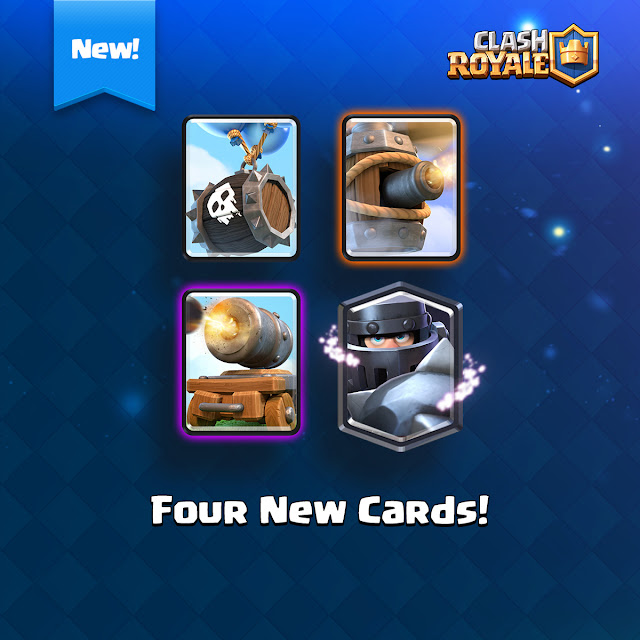 androidAcini Clash Royale 4 Yeni Kart