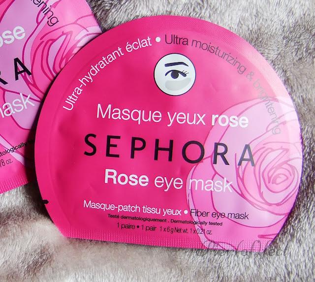 Opinioni Maschera viso in tessuto Sephora