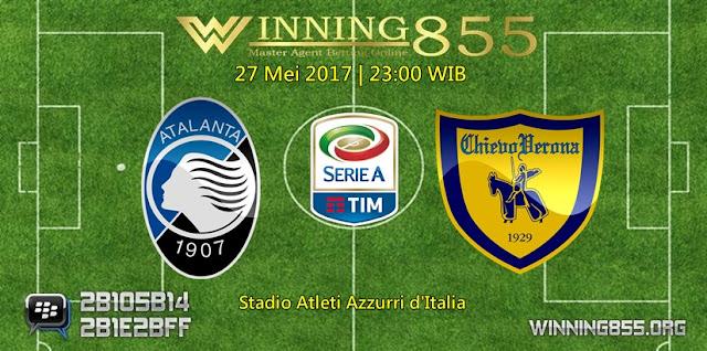 Prediksi Skor Atalanta vs Chievo 27 Mei 2017