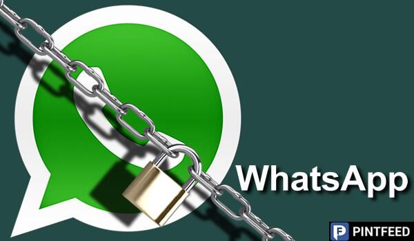 PintFeed | Whatsapp Security Flaws