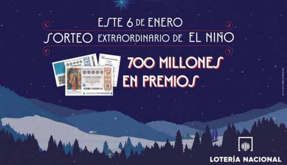 loteria de el niño