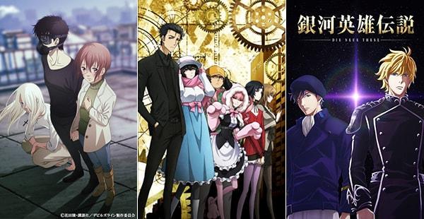 Rekomendasi 14 Anime Spring 2018 Pilihan Terbaik