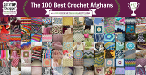 The 100 Best Crochet Afghans