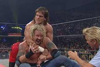 WCW SuperBrawl VIII (1998) - Chris Benoit challenged DDP for the US title