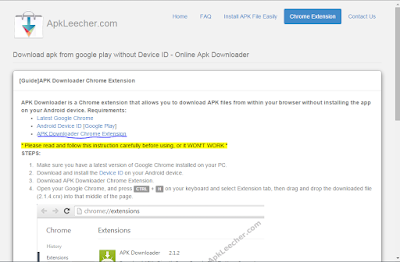 How To Download Android App Apk Files Directly From Playstore To Desktop Or Pc