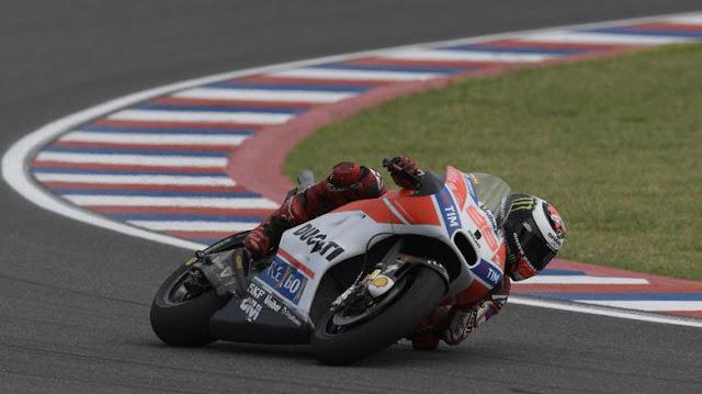 Lorenzo Merasa Amat Kehilangan Sayap Ducati