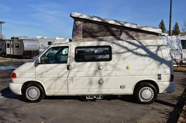 Used RVs 1999 Winnebago VW Eurovan Camper For Sale by Owner