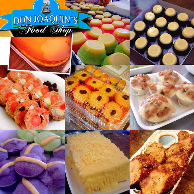 Dumaguete Favorite : Don Joaquin's Food Shop