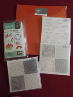 CTMH Cricut Flower Market Cartridge
