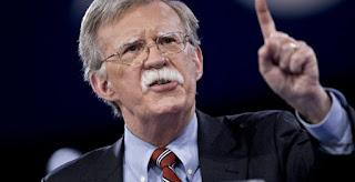 John Bolton: Dukungan Iran Untuk Teror Global Adalah Perhatian Utama Bagi AS