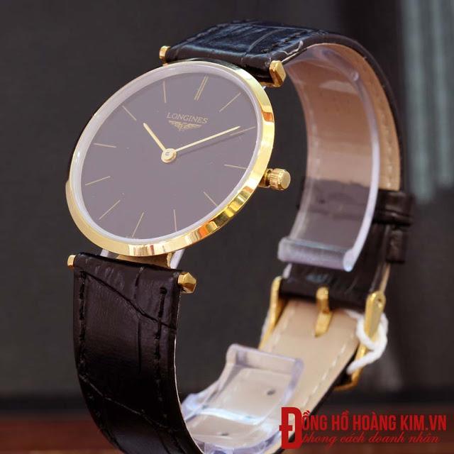 Đồng hồ nam dây da giá dưới 1 triệu L140