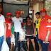 Bombeiros Civis Fazem Entrega de Sacolões para as Famílias Carente de Feijó