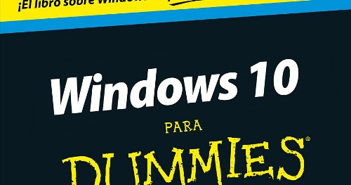 1deMagiaxfa: LIBRO - Windows 10 Para