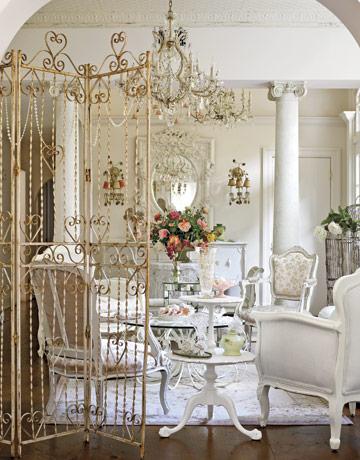 Twc estilo rom ntico - Muebles de estilo romantico ...