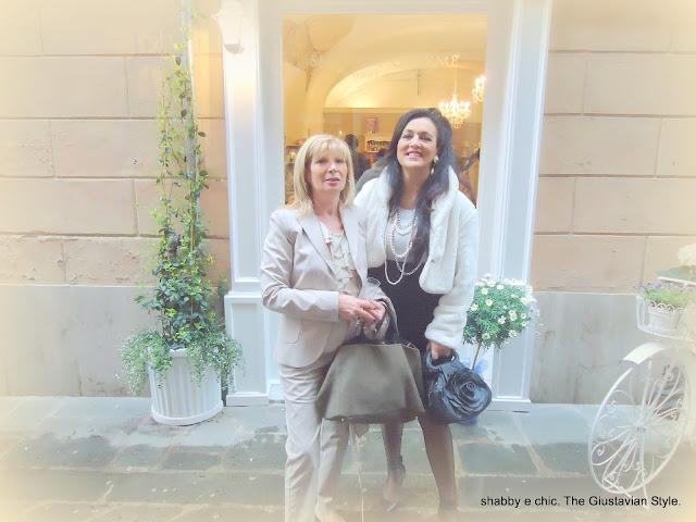 Marzia sofia salvestrini : inaugurazione shabby and charme